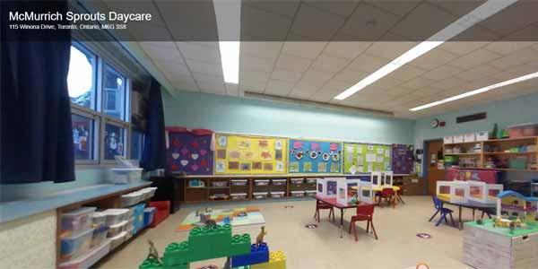 Toronto Daycare Virtual Tour 01